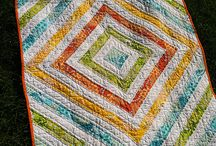 Granny Square and Trip quilts / by Susan Moroney