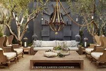 Garden & Outdoor Spaces / by Kirstie B