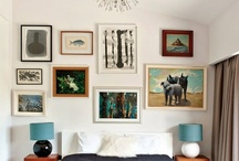 New Spare Bedroom / by Michelle Meals