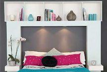 Bedroom Ideas / by Tina Serafini
