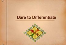 Differentiation / by Jennifer Hoffpauir
