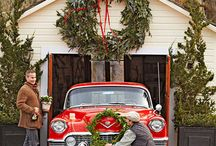 Christmas / by Kristin Vallas