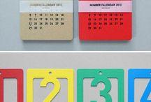 DESIGN | Calendars / by MiaGrphx