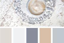 Color palettes / by Tina Caputo Costello
