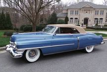 Vintage Cadillac Cars / by EagleCollector83