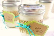 Candles, Lotions, & More Scented Goodies! / by Strawberry Shelly