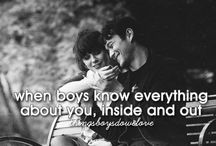 Things boys do we love / by Aileen