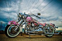 Hot bikes / by Lori Tatar Smith