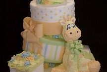 Baby Shower Cakes / by Jenniffer White
