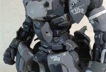 Random robots / by Ian Davison