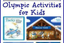 Kiddo activities / by Valerie Kammert Plunk