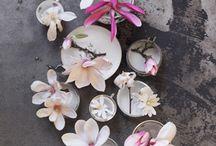 Flowers and plants / Flowers, plants, ideas for the garden.  / by Berta Viteri Ramírez