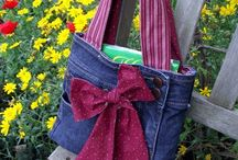 Fab bags! / by Jeanne Langford