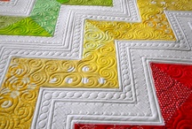 Quilts Machine Quilting Excellence / Beautiful examples of longarm and freestyle quilting to inspire to / by Linda Christie