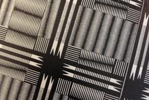 Vintage fashion fabrics 2 / by Sarah Bagshaw Surface Pattern Design