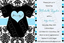 Baby shower / by greenmelonstudios