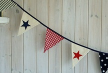 bunting / by Mindy Irwin