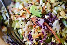 Salads & Veggies / by Kristi Stocking