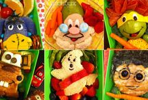 Fun Food For The Kiddos / by Brittany Manley