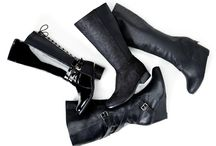 Wide-Calf Wide-Width Boots + Shoes We <3 / Check out these stylish wide-width, wide-calf boots and shoes from Penningtons! Perfect for the plus size woman who likes to walk with confidence, and comfort in tall boots, mid-calf or booties made to fit strong calves and feet! / by Penningtons .com