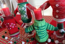 Ugly Sweater Party Ideas.. YAY! / by Misty Taylor