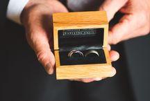 Wedding Rings / by Whimsical Wonderland Weddings