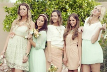 Bridesmaids / by Judd Waddell