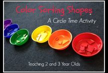 Circle time / by Tammy Dilling-Bohne