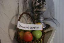 Halloweenie / by Ruthann Moore