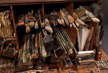 Artists' Tools / by Brandi Moore-Declue