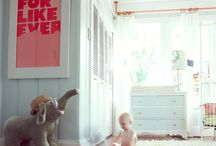 Girls Room / Little Girls Playroom & Bedrooms / by Colleen Roberts