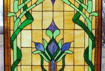 stained glass / by Shawn Truett