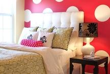 Bedroom ideas / by Penny Birch