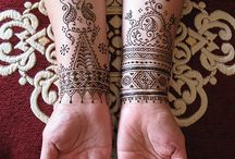 henna designs / by Stephanie Gibson