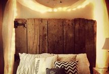 Bedroom- new house / by Ashley Speet