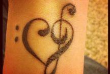 Tattoo/Piercing / TATTOOS / by Kayla Broughton