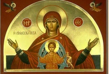 Favorite Orthodox Icons / by Rose Pituch