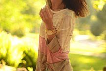 Spring&Summer Wardrobe. / by Madison Gentry