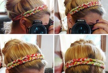 Head Bands / by Actis Mission