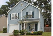 Charleston Homes / by Misty Perkins