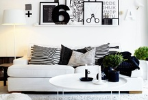 Black & White / by Paige Rennekamp