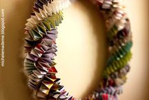 DIY Wreath / by Robyn Kauffman