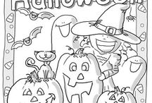 coloring pages / by Sherry Parrish