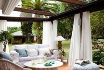 Outdoor Spaces / by LivingMyLegend