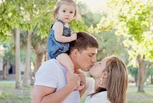 Family picture ideas / by Hailey Barger