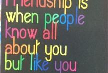 Friends / by Kimberly Stark