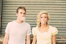 engagement picture ideas / by Katelyn Waldrop