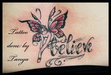 Tattoos / by Helen Erwee
