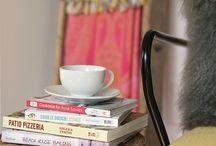 Cookbooks & Seasonings / by Jodi Laney