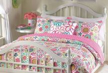 Violet's bedroom / by Rebecca VanCuyk